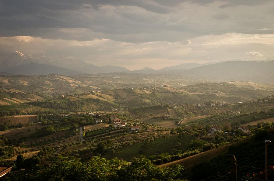 Tortoreto / Italien